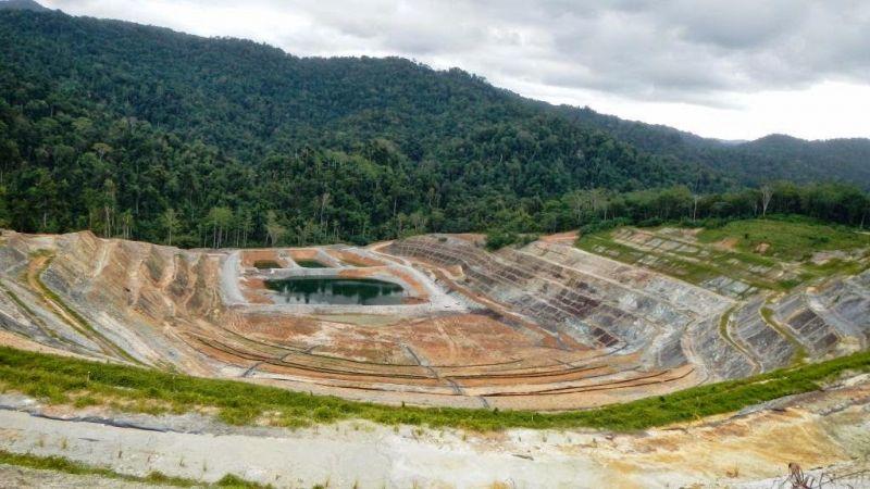Tambang Emas Gosowong, Halmahera