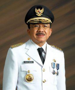 Fauzi Bowo nama gubernur DKI Jakarta