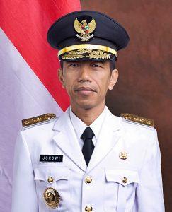 Jokowi nama gubernur DKI Jakarta