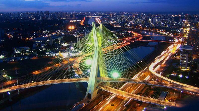 Jembatan Octavio Frias de Oliveira