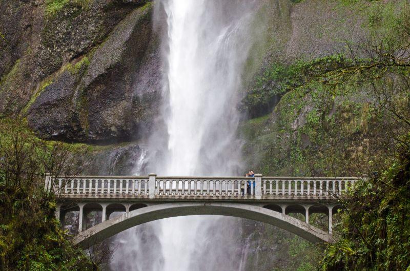 benson footbridge