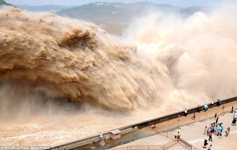 Penyebab terjadinya Banjir