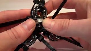 cara membuat spinner dari logam