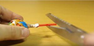 cara membuat fidget spinner batman