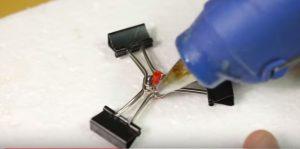 cara membuat fidget spinner dari yoyo