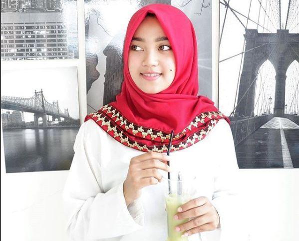 jilbab tapis lampung