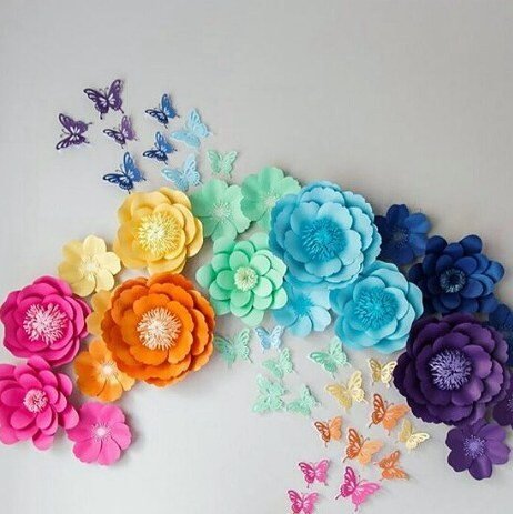 Jual Paper flower