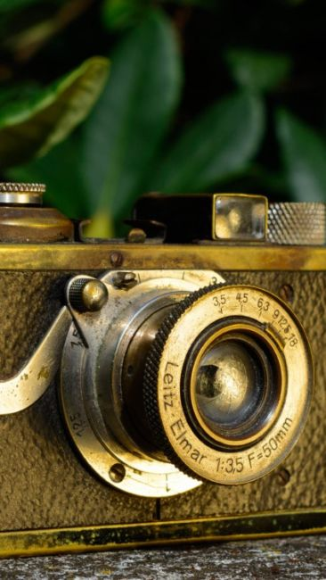 Gambar Vintage Benda Klasik