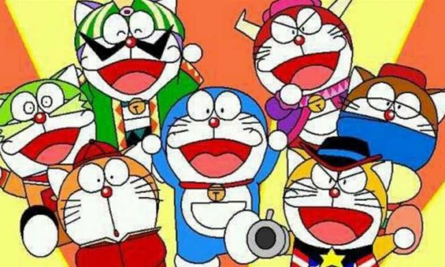 Gambar lucu Doraemon