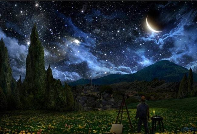 0 Gambar Pemandangan Alam Super Keren yg Menginspirasi