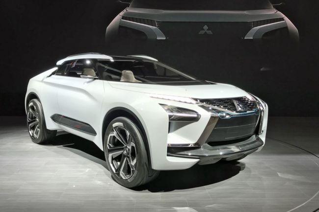 Gambar Mitsubishi e-Evolution