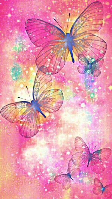 Wallpaper Kupu-kupu
