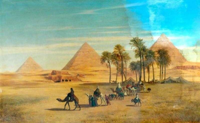 lukisan pemandangan terindah di dunia
